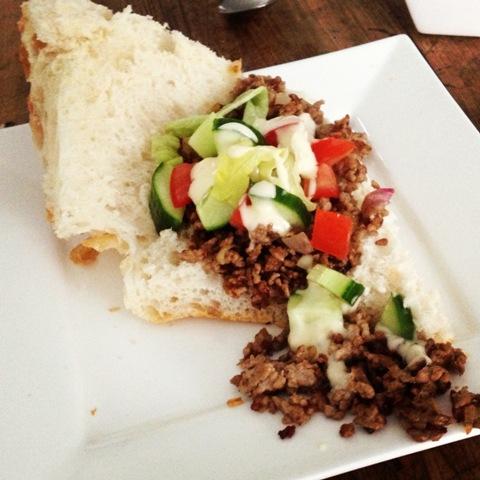 Broodje Turk