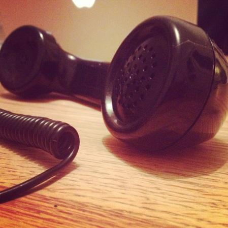 Tussen hoop en telefonie vrees